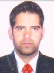 UGC JRF Results of Showkat Ahmad Malik