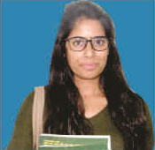 NET LS Results of Sudha