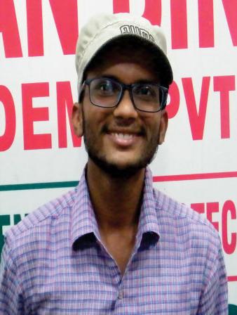 IIT JAM Biological Science Results of Kamal Kishore