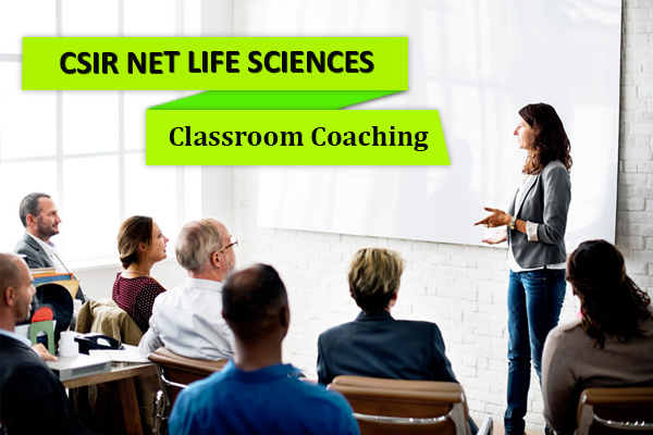 CSIR NET JRF Life Sciences Coaching Delhi