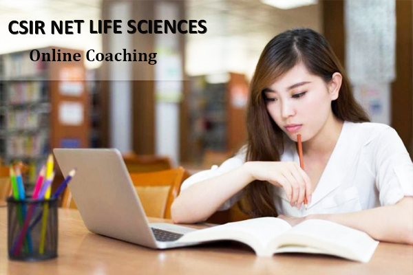 CSIR NET Life Sciences Live Online Classes Delhi